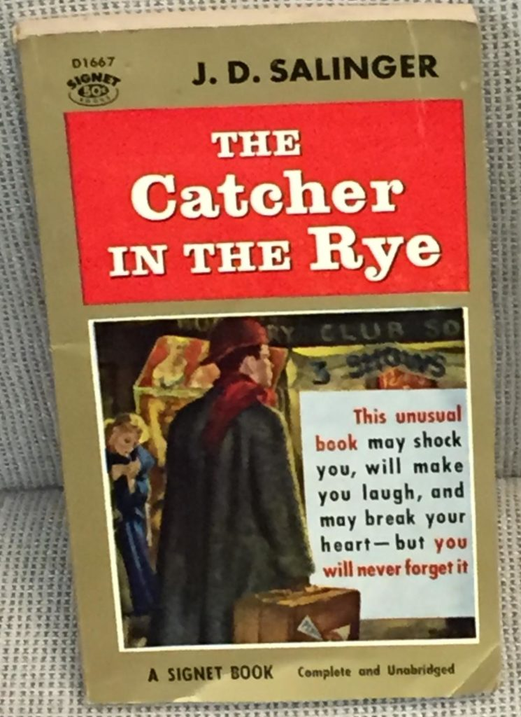 analytical essay on the catcher in the rye