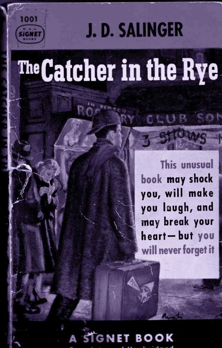 the catcher in the rye by j.d. salinger essay The catcher in the rye—a novel by jerome d salinger, published in 1951—is one of the most brilliant novels in american literature of the 20th century the catcher in the rye was translated into almost all languages of the world, and has had a continuing impact on the minds of both adults.