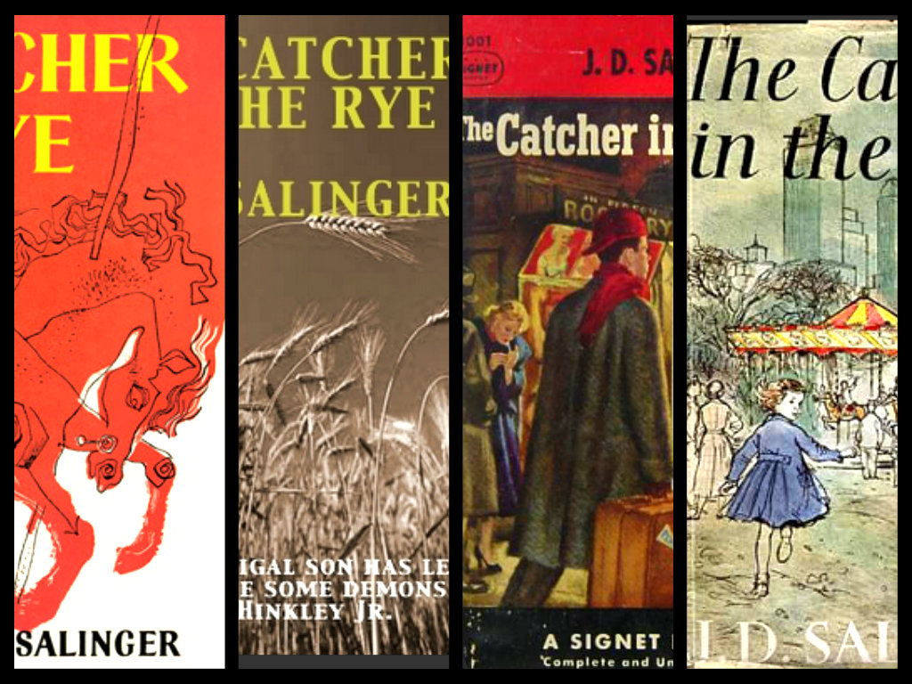 the cather in the rye Get everything you need to know about holden's red hunting hat in the catcher in the rye analysis, related quotes, timeline.