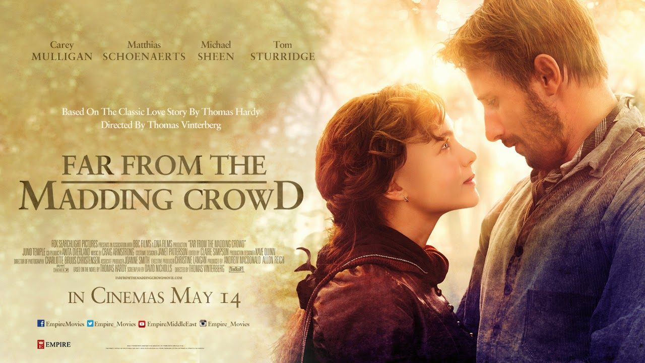 「far from the madding crowd 2015」の画像検索結果