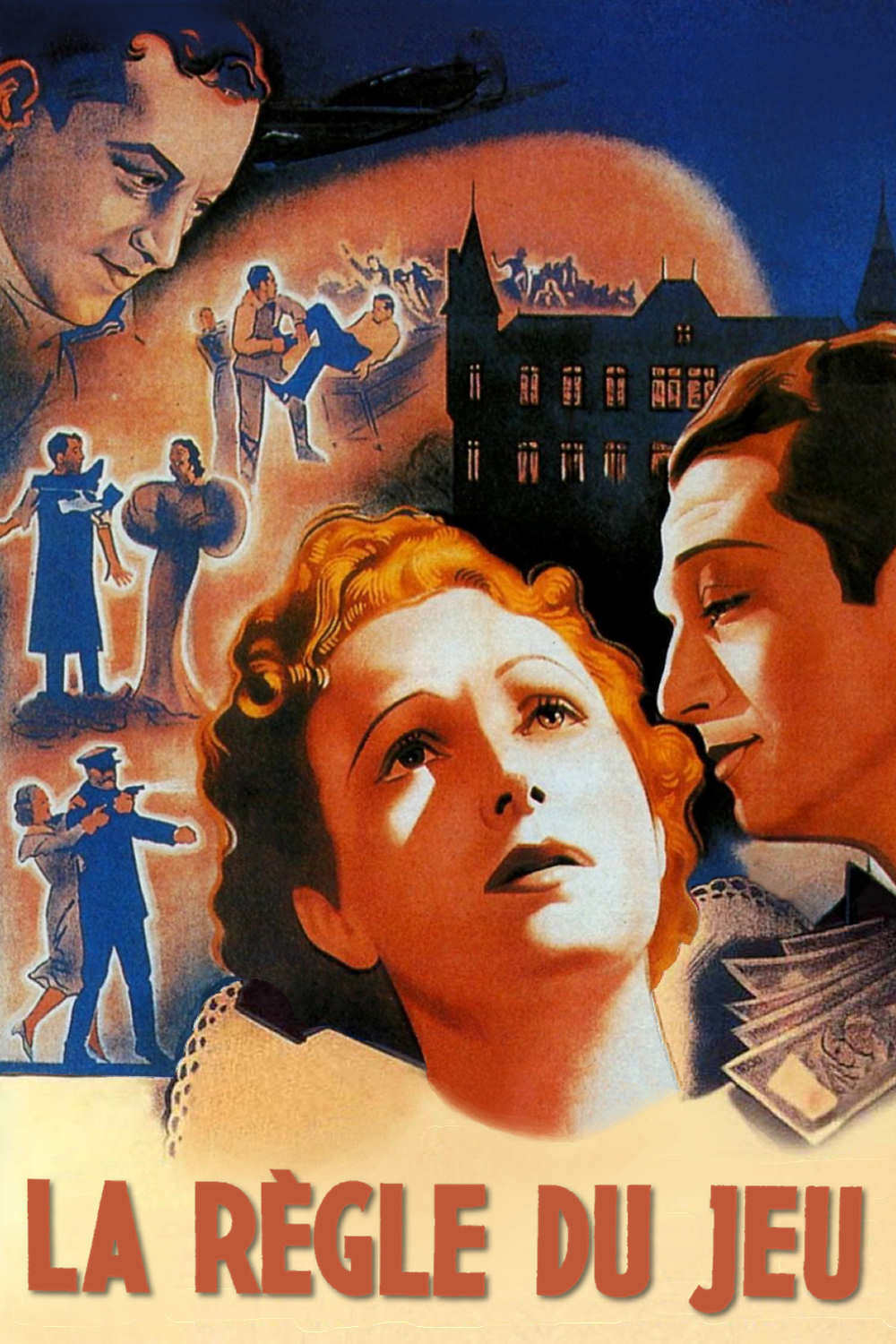 The Rules of the Game is the famous, classic French film directed by masterful Jean Renoir. It is commonly regarded as one of the best French as well as overall films of all time and while I can see that in some ways, particularly in its comple