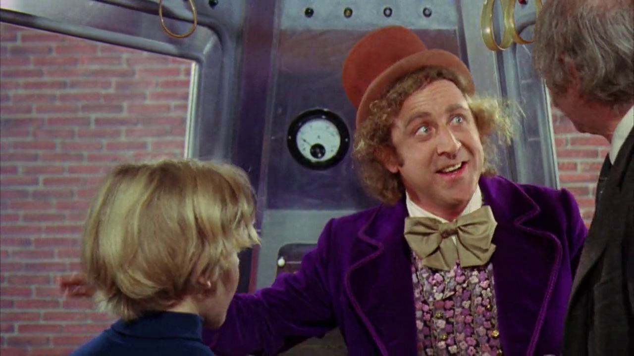 Willy Wonka and the Chocolate Factory Movie Review