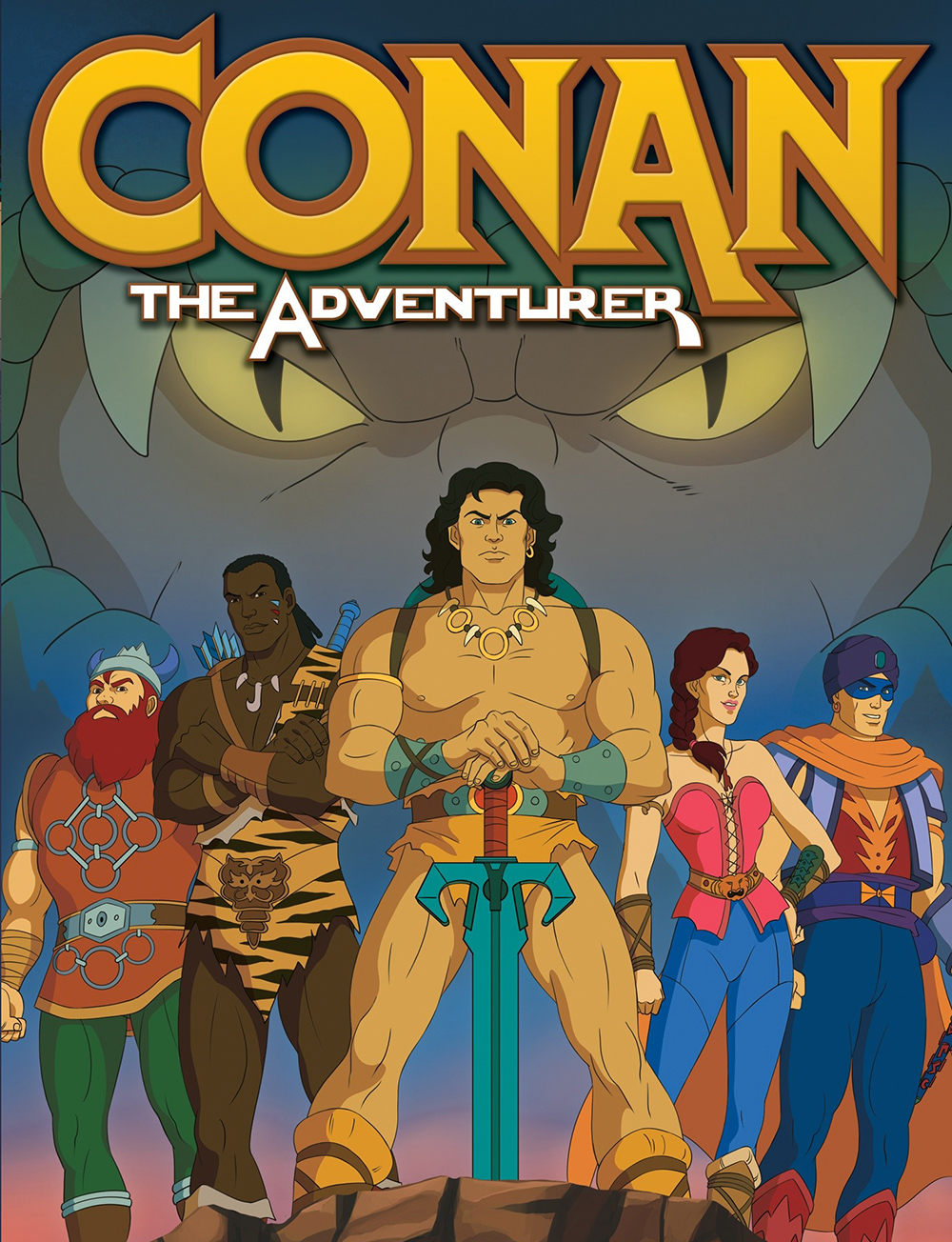 Conan the Adventurer Season 1