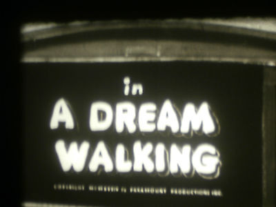 A Dream Walking