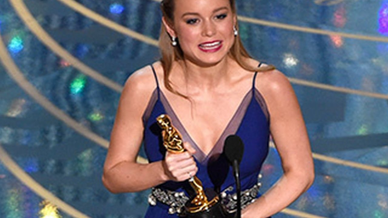 Brie Larson Gallery: Review And Thoughts On The 88th Academy Awards