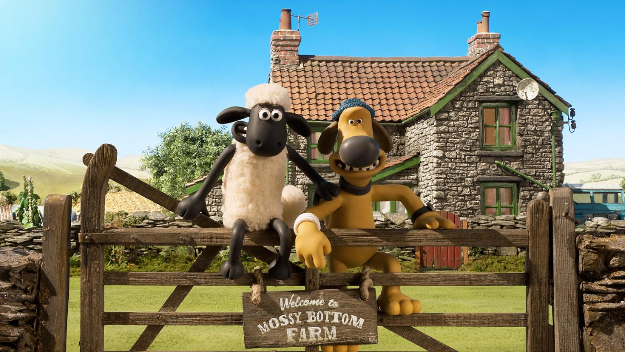 Shaun the Sheep Review
