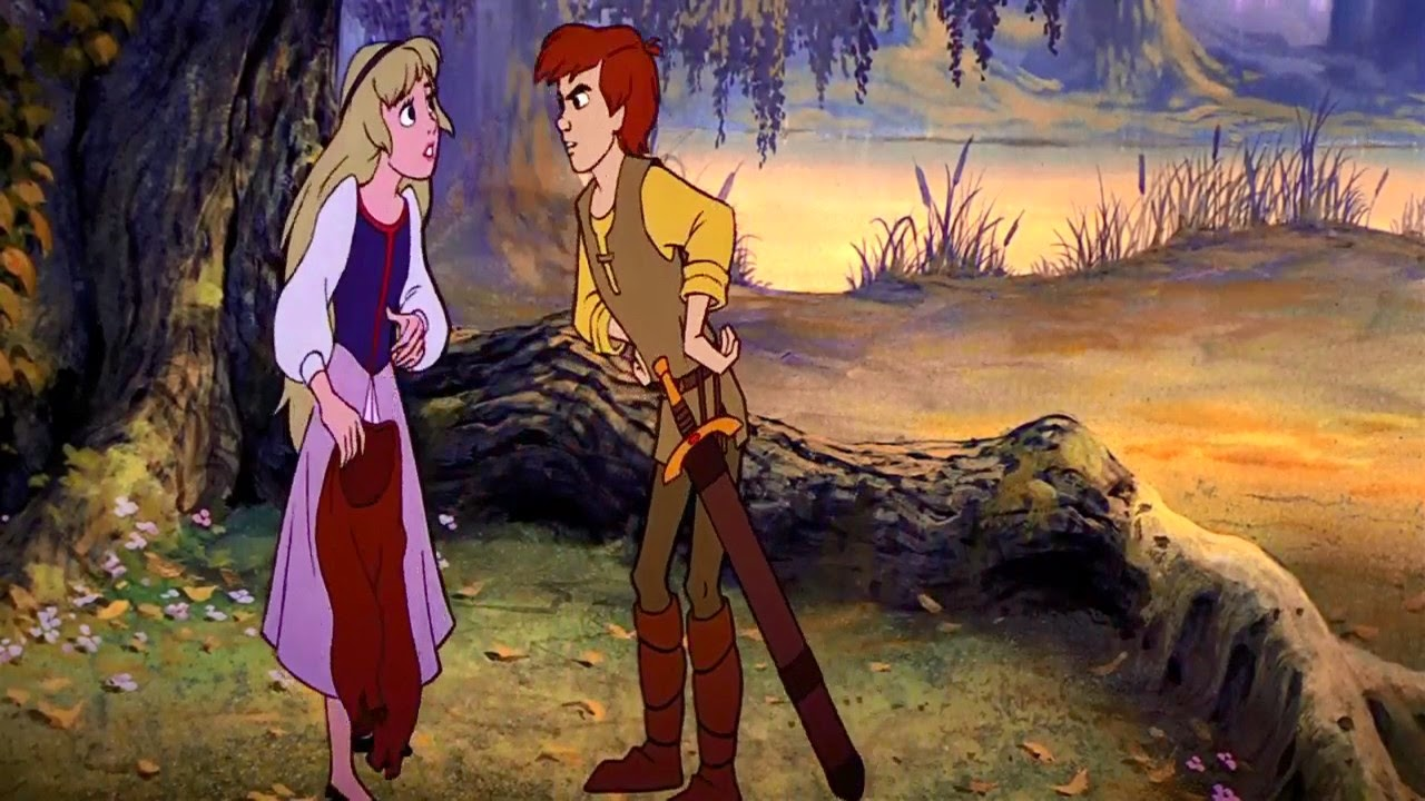 The Black Cauldron Movie Review