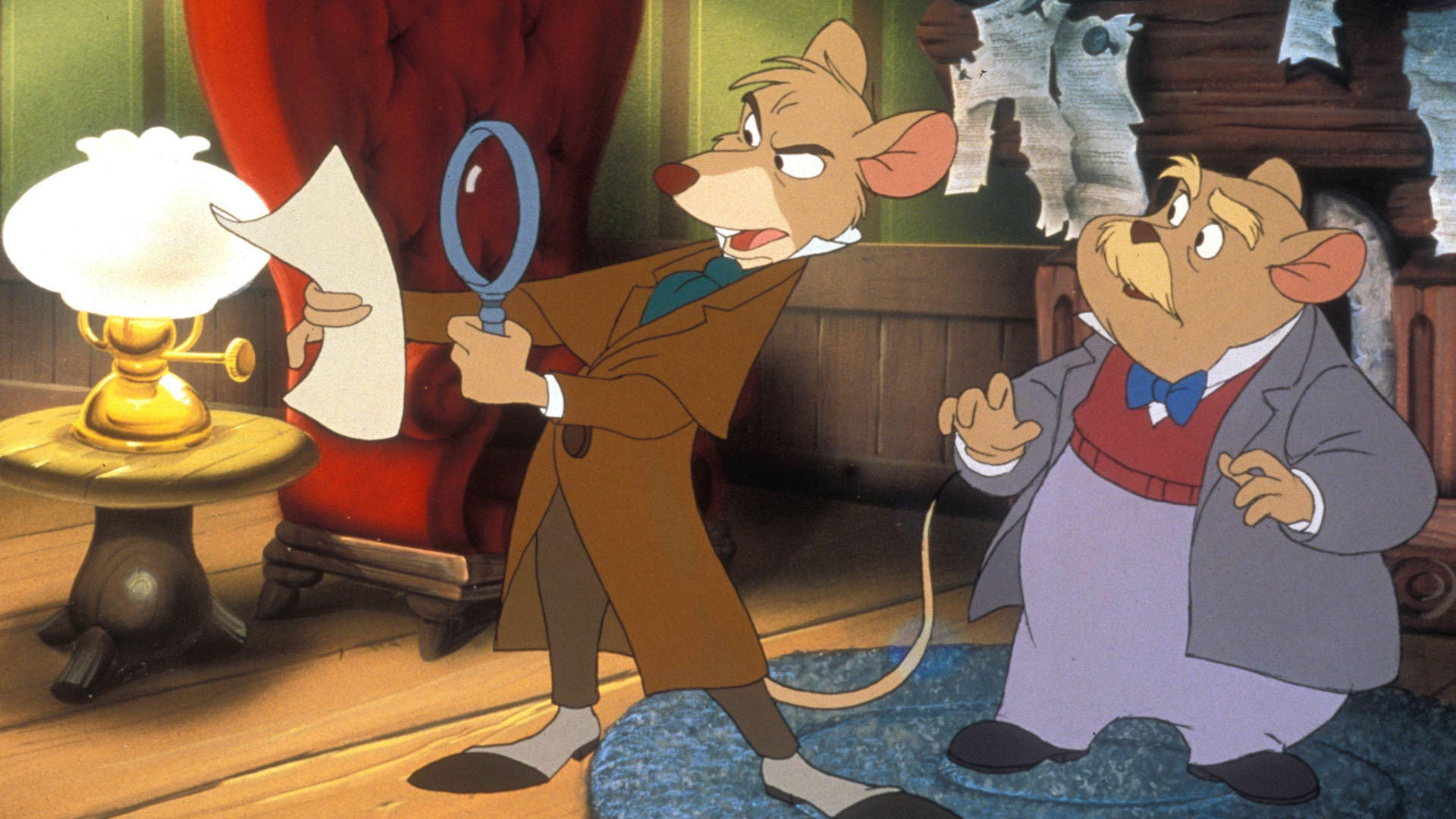 The Great Mouse Detective Review