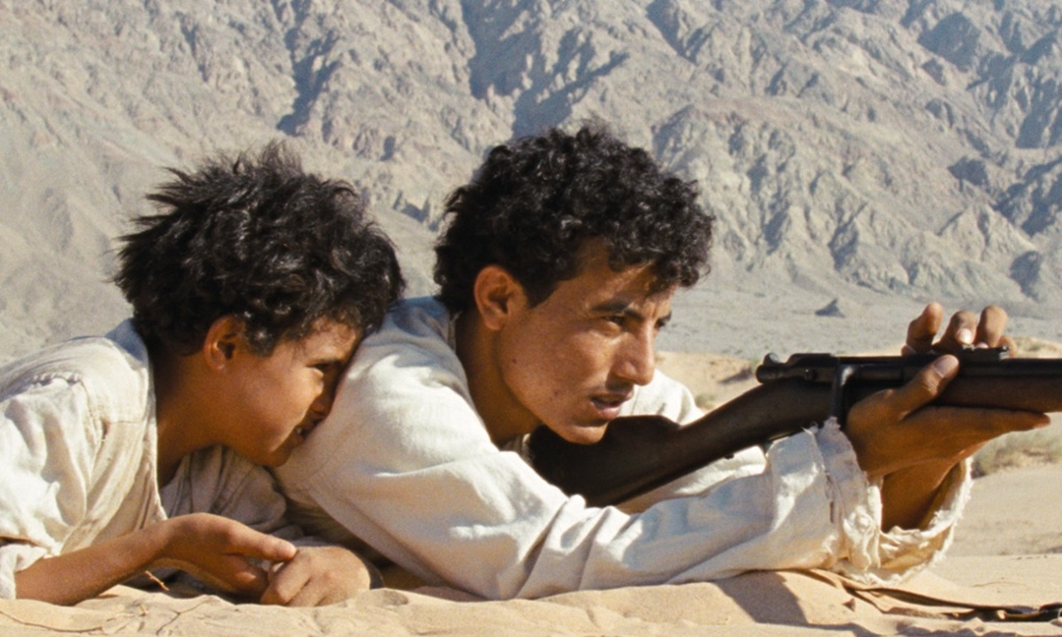 Theeb Movie Review