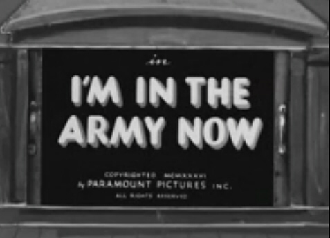 I'm in the Army Now Review