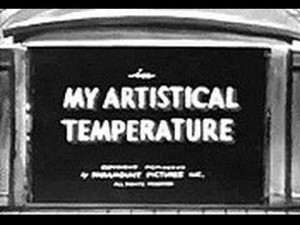 My Artistical Temperature Review