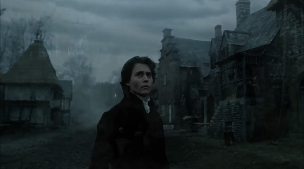 Sleepy Hollow Movie Review