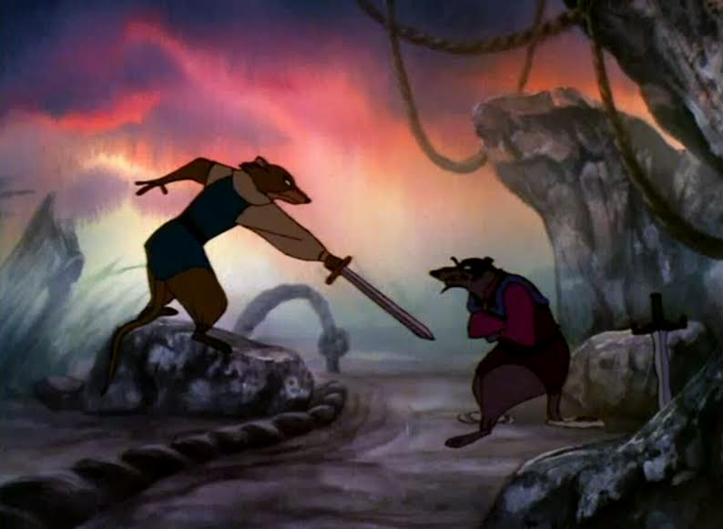 2 of 879 Print all In new window The Secret of NIMH Movie Review
