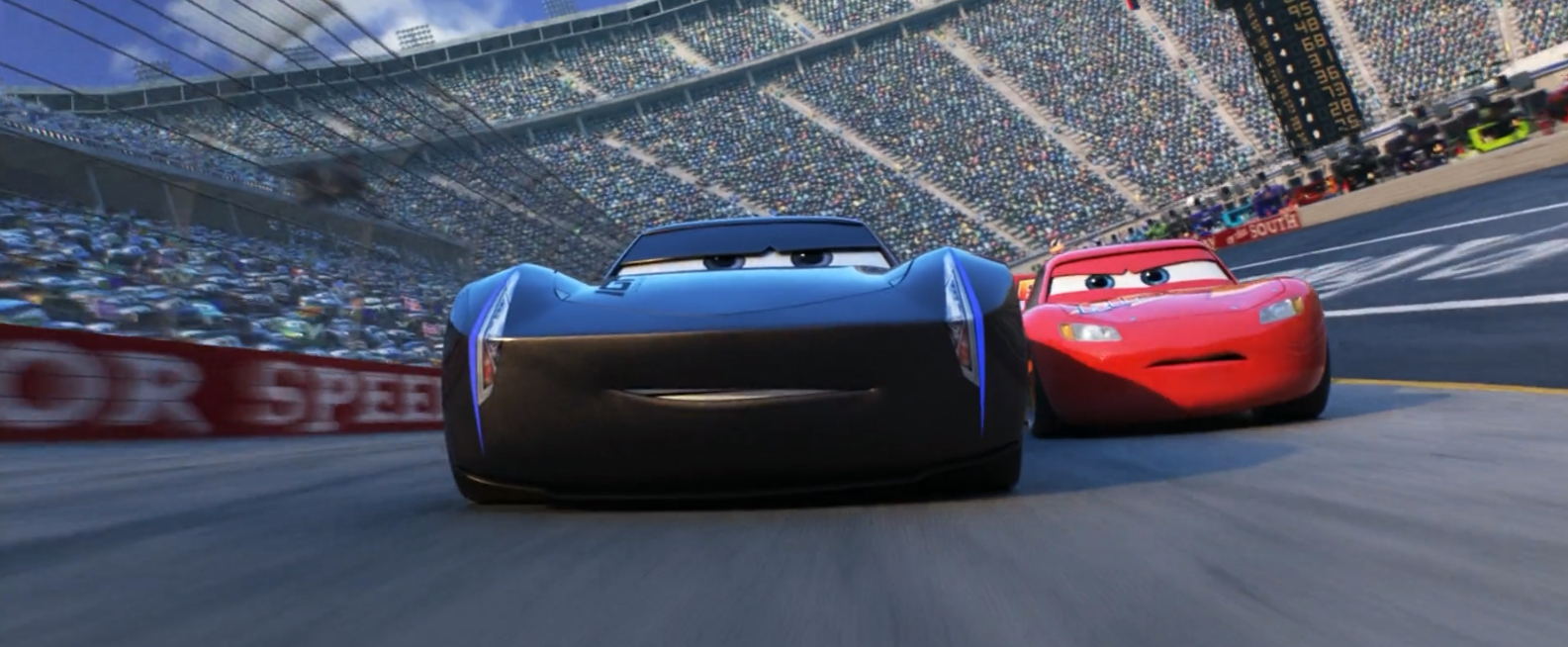 Cars 3 Movie Review