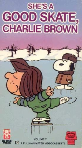 She's a Good Skate, Charlie Brown Review