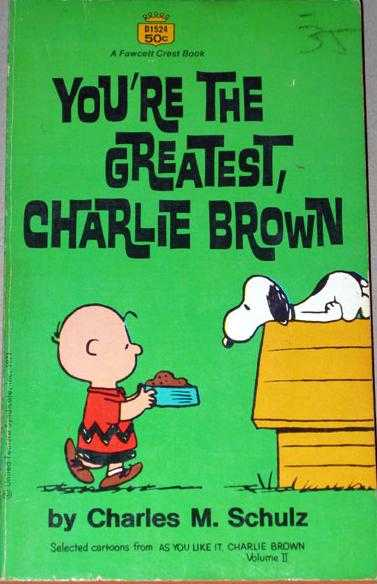 You're the Greatest, Charlie Brown Review