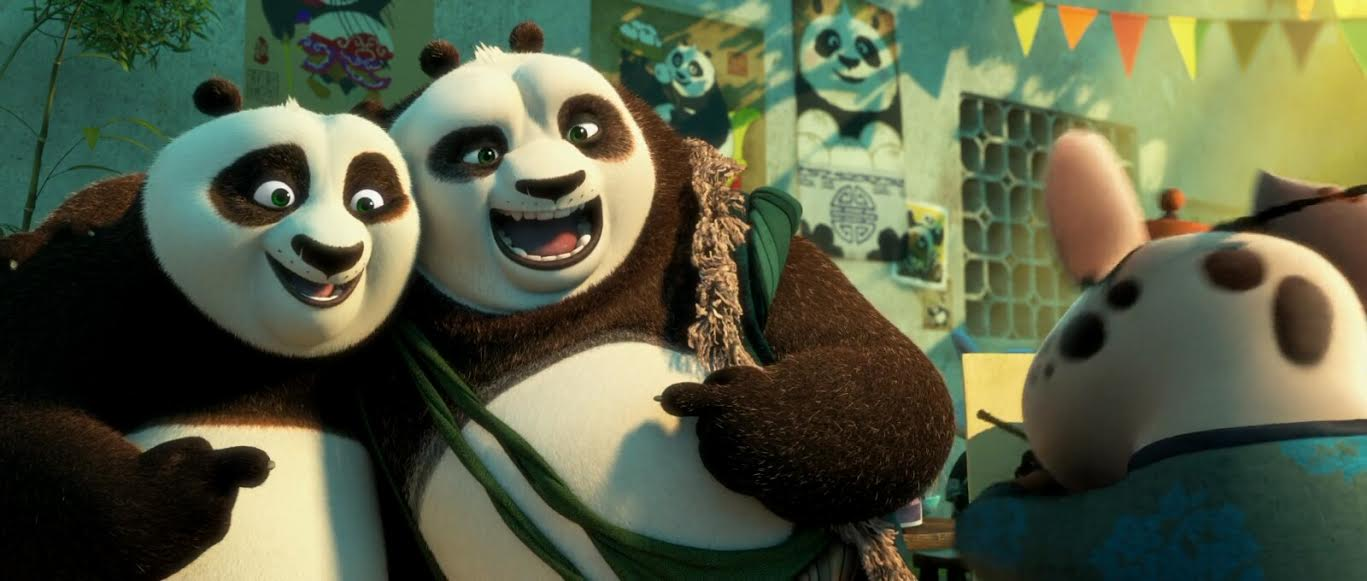 2 of 905 Print all In new window Kung Fu Panda 3 Review