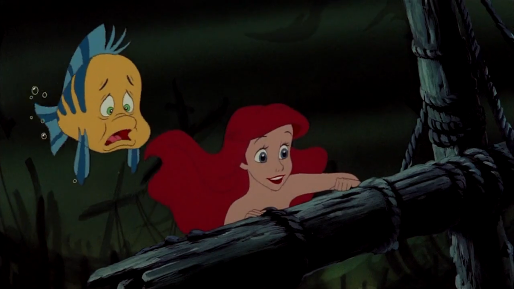 The Little Mermaid Movie Review