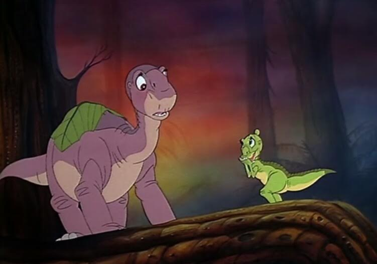 The Land Before Time Movie Review