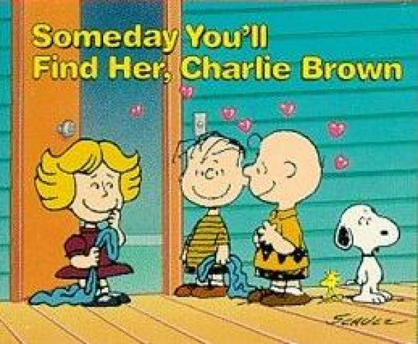 Someday You'll Find Her, Charlie Brown Review