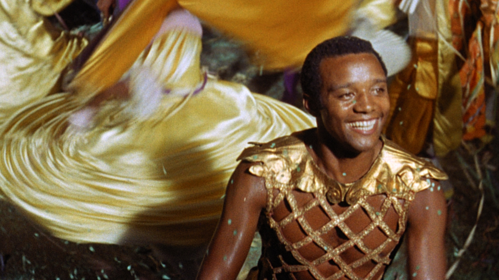 Black Orpheus Review