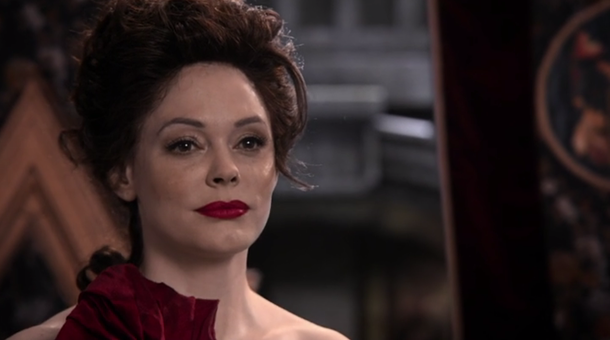 Cora Once Upon a Time