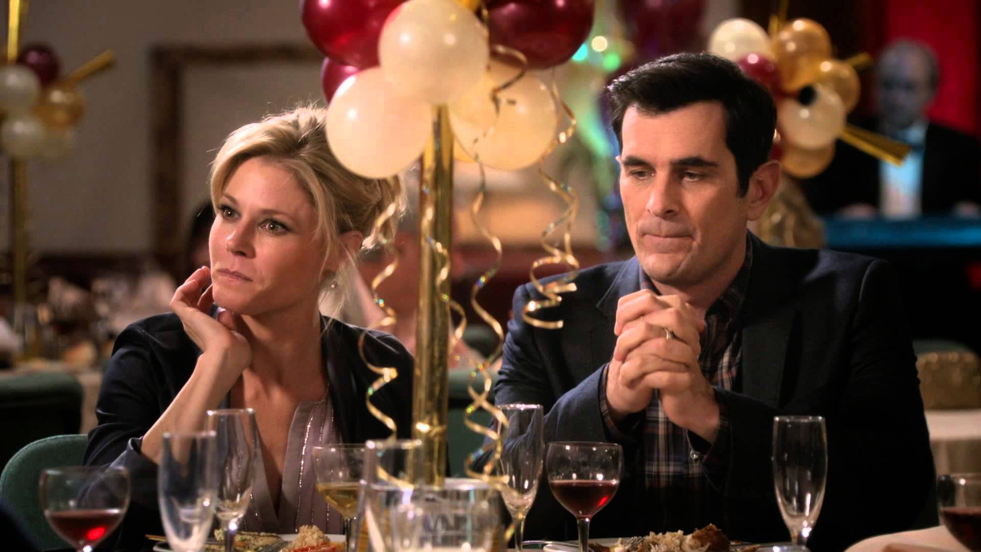New Year's Eve Modern Family