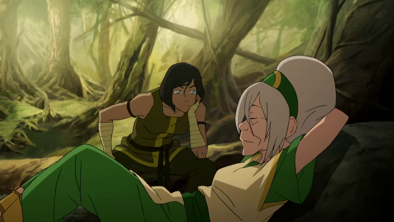 The Legend of Korra The Calling