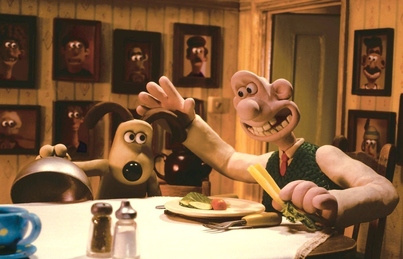 Wallace & Gromit: The Curse of the Were-Rabbit Movie Review