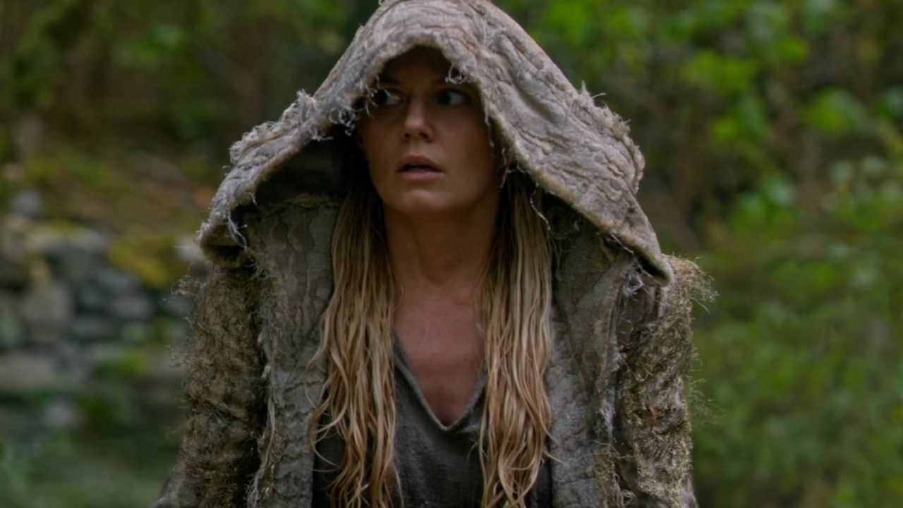 Once Upon a Time: The Dark Swan