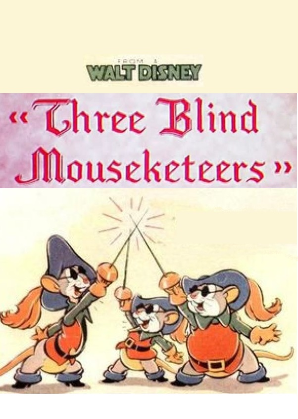 Three Blind Mouseketeers Review