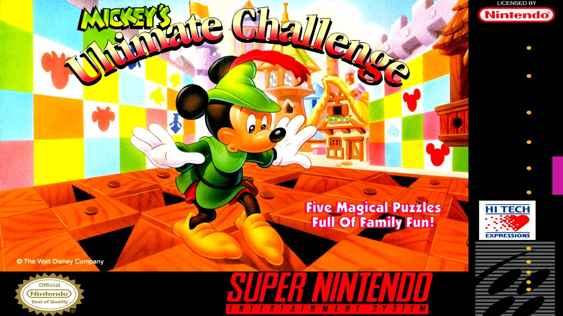 Mickey's Ultimate Challenge Game Review