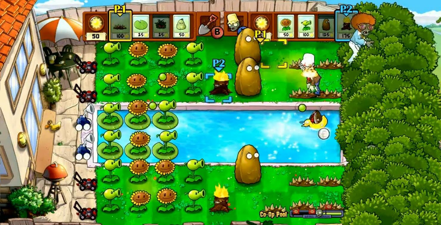 Plants vs. Zombies Game Review