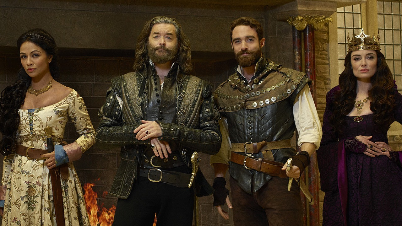 Galavant Bewitched, Bothered and Belittlednt