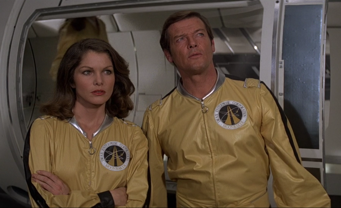 Moonraker Movie Review