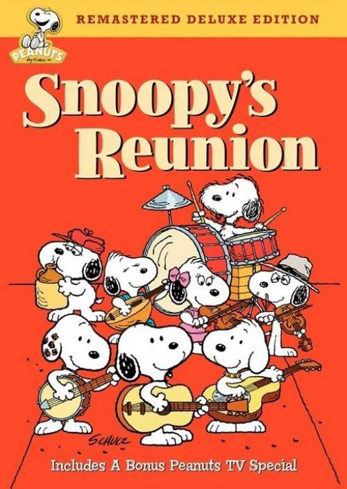 Snoopy's Reunion Review