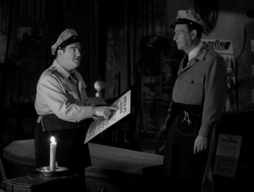 Abbott and Costello Meet Frankenstein Movie Review