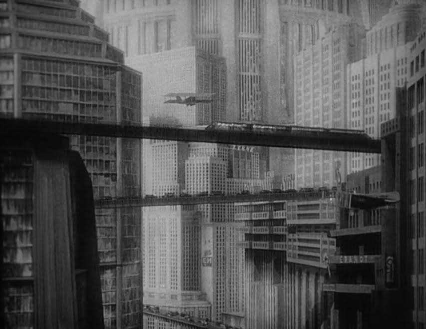 Metropolis Movie Review