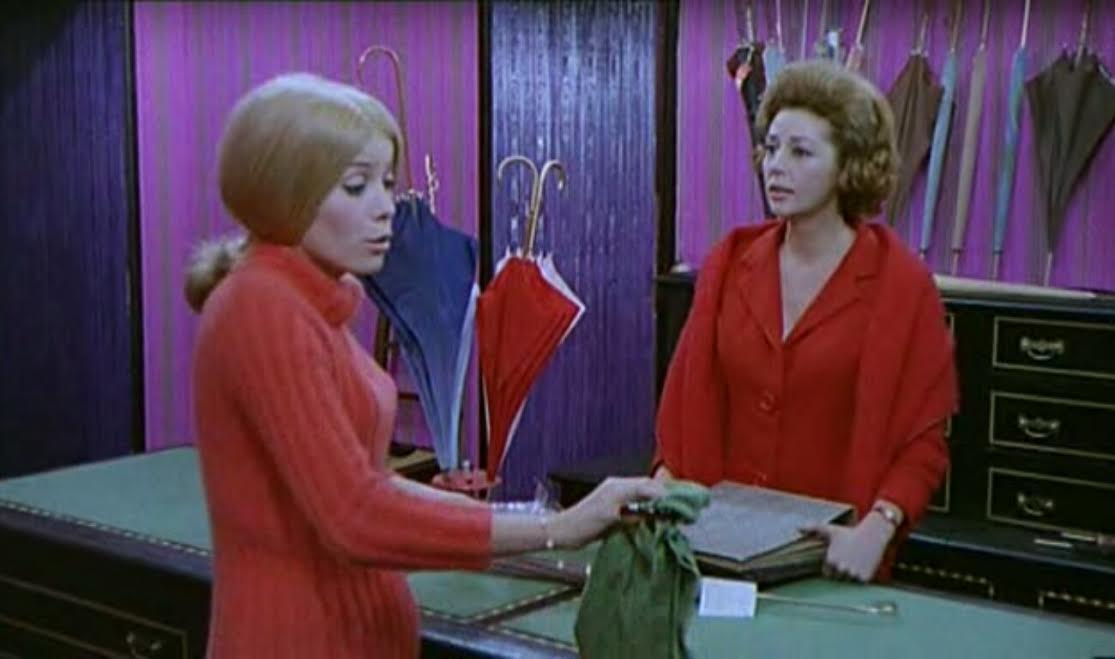 The Umbrellas of Cherbourg Movie Review