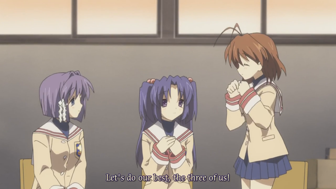 Clannad Movie Review