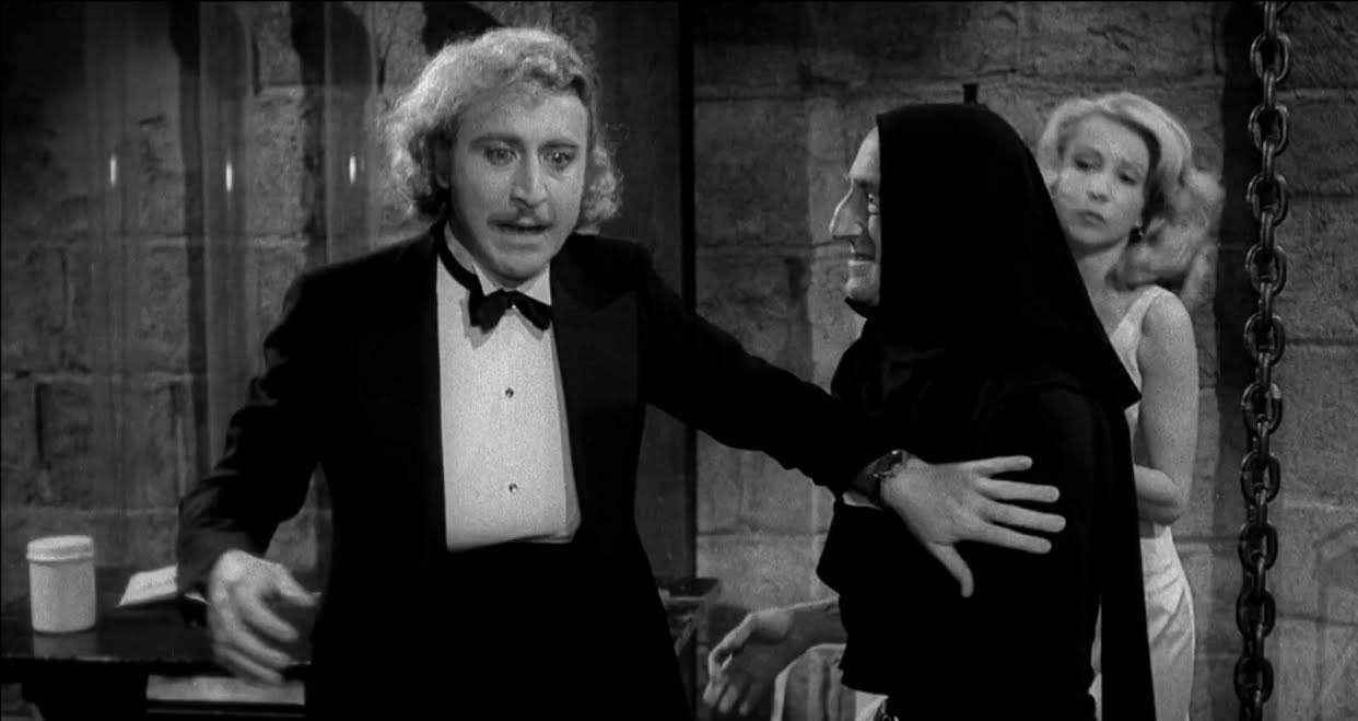 Young Frankenstein Movie Review