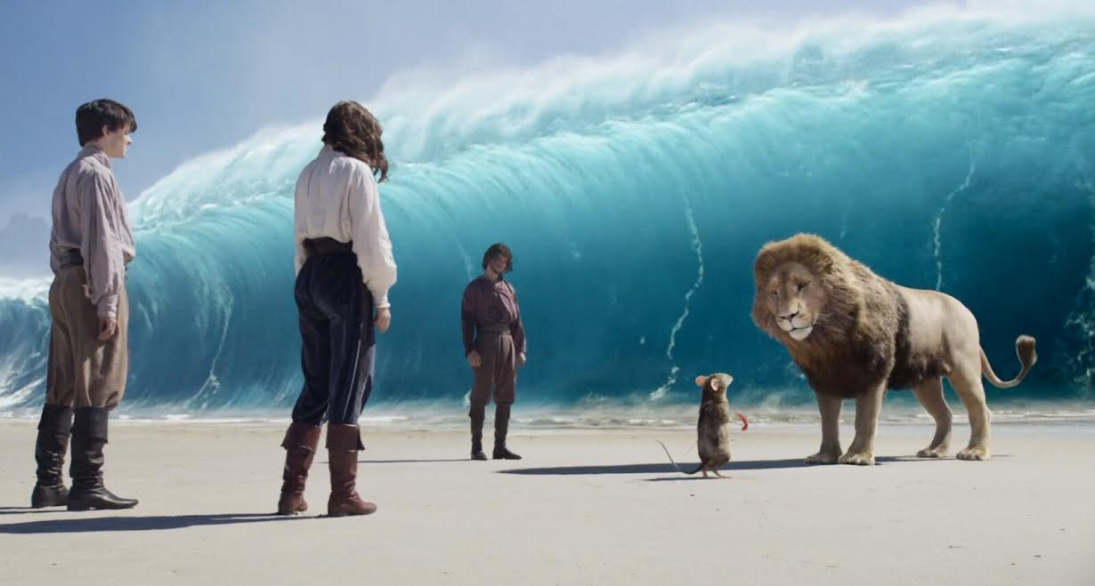The Chronicles of Narnia: The Voyage of the Dawn Treader Movie Review