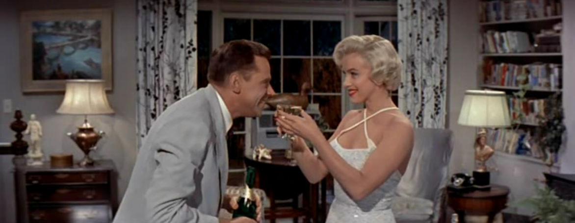 The Seven Year Itch Movie Review
