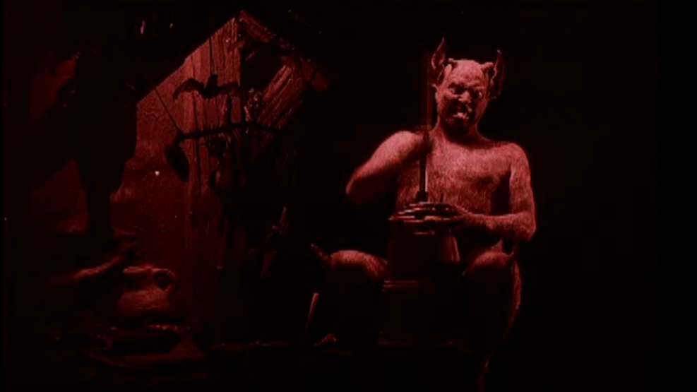 Häxan Movie Review
