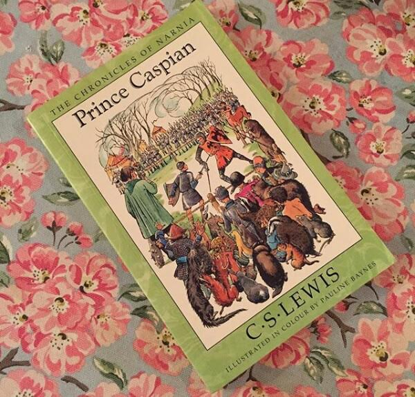 C. S. Lewis: Prince Caspian Book Review