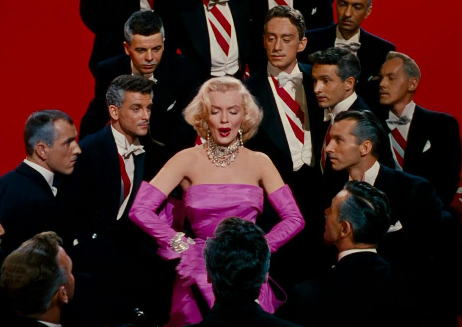 Gentlemen Prefer Blondes Movie Review