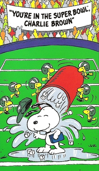 You're in the Super Bowl, Charlie Brown Review