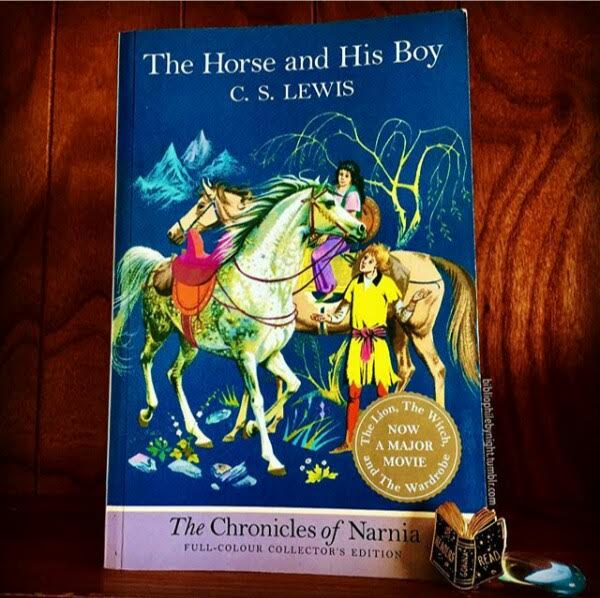 The Horse and His Boy Book Review
