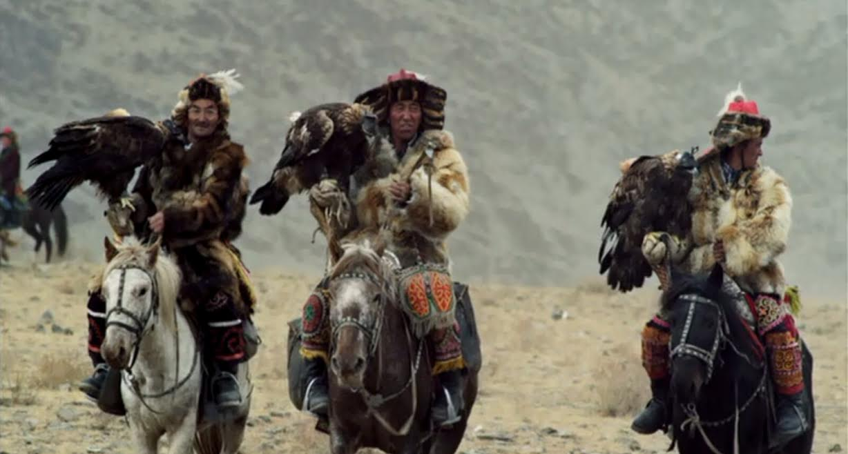 The Eagle Huntress Movie Review