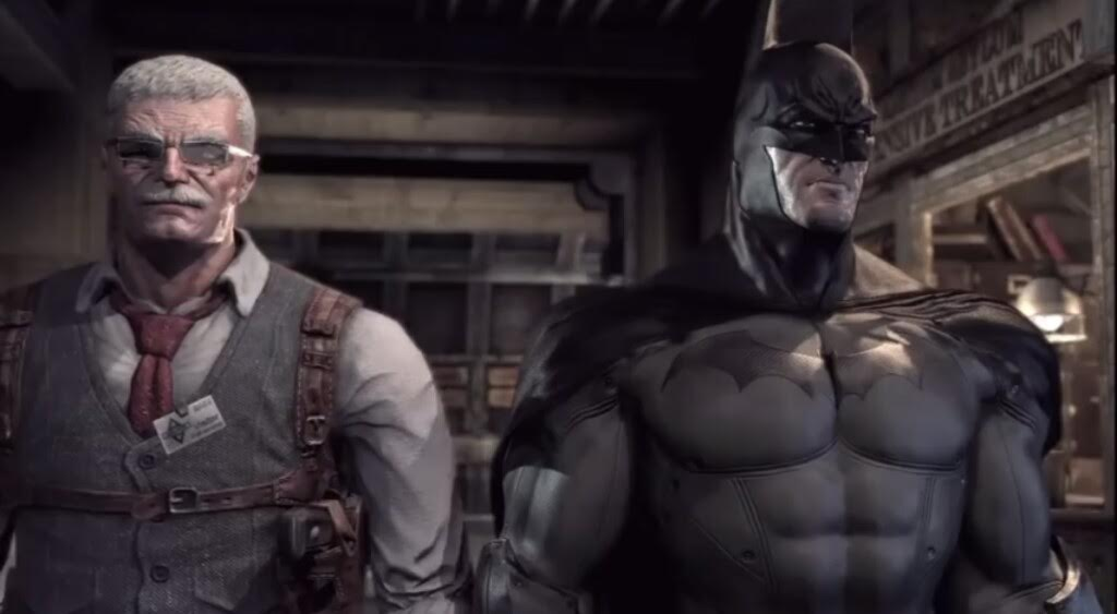 Batman Arkham Asylum Game Review